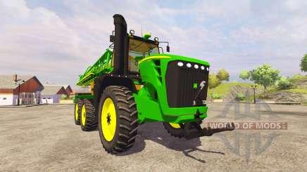John Deere 9530 [sprayer] для Farming Simulator 2013