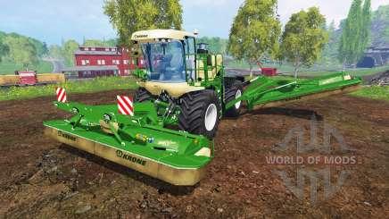 Krone Big M 500 v2.0 для Farming Simulator 2015