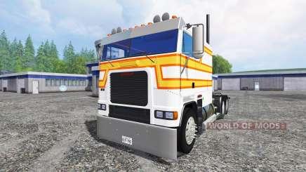 Freightliner FLB для Farming Simulator 2015