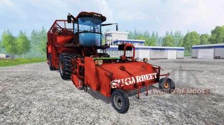 Holmer Terra Dos T2 для Farming Simulator 2015