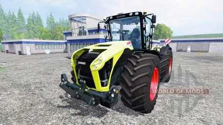 CLAAS Xerion 4500 v2.5 для Farming Simulator 2015