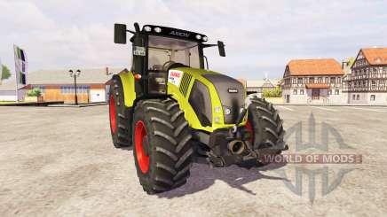 CLAAS Axion 850 v1.0 для Farming Simulator 2013
