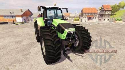 Deutz-Fahr Agrotron X 720 v3.1 для Farming Simulator 2013