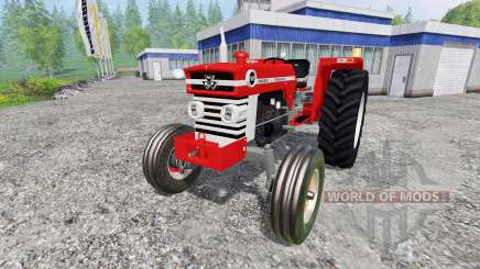 Massey Ferguson 188 v2.1 для Farming Simulator 2015