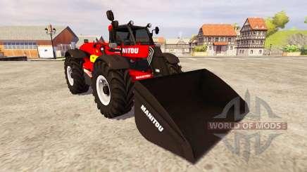 Manitou MLT 629 для Farming Simulator 2013