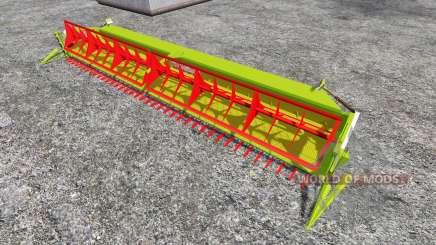CLAAS Vario 1200 [sunflower] для Farming Simulator 2015