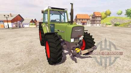 Fendt Farmer 309 LSA Turbomatik для Farming Simulator 2013