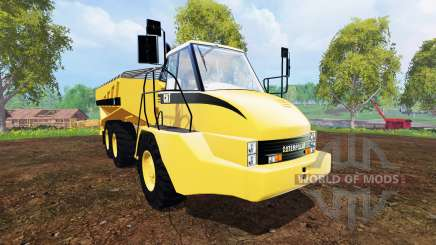 Caterpillar 725A [manure spreader] для Farming Simulator 2015