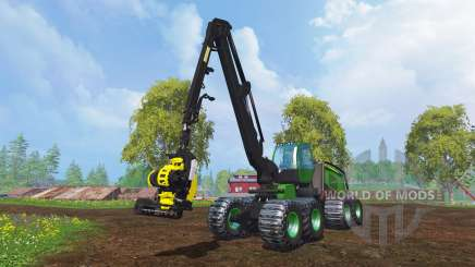 John Deere 1270E v1.0 для Farming Simulator 2015