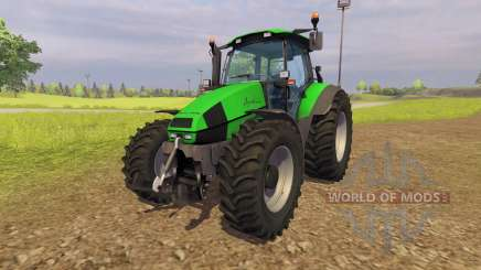 Deutz-Fahr Agrotron 120 Mk3 v2.0 для Farming Simulator 2013