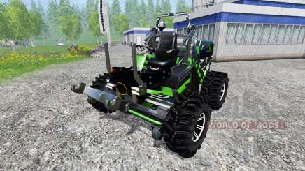 Amazone Crass Hopper для Farming Simulator 2015
