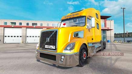 Volvo VT880 для American Truck Simulator