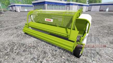 CLAAS PU 380 HD для Farming Simulator 2015