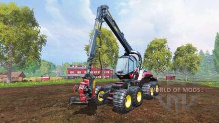 PONSSE Scorpion King SC для Farming Simulator 2015