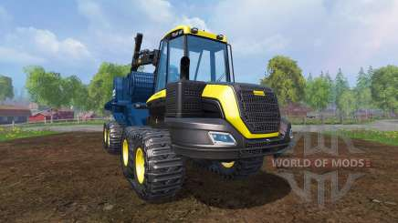 PONSSE Buffalo Wood Chipper v1.0 для Farming Simulator 2015