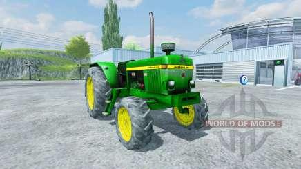 John Deere 2850 для Farming Simulator 2013