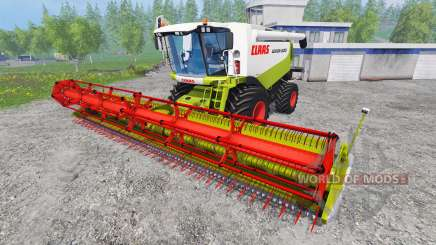CLAAS Lexion 600 v2.0 для Farming Simulator 2015