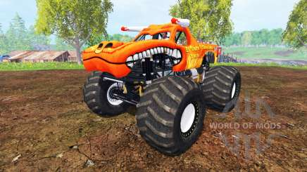 El Toro Loco для Farming Simulator 2015