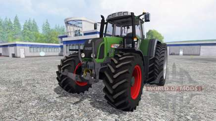 Fendt 820 Vario TMS v1.0 для Farming Simulator 2015