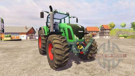 Fendt 824 Vario v1.1 для Farming Simulator 2013