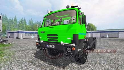 Tatra 815 6x6 для Farming Simulator 2015