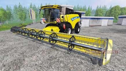 New Holland CR9.90 v1.1 для Farming Simulator 2015