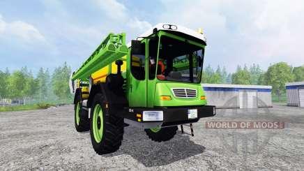 Lizard Sprayer для Farming Simulator 2015