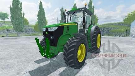 John Deere 7200 для Farming Simulator 2013