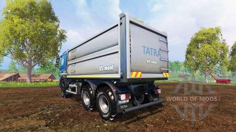 Tatra Phoenix T 158 6x6 Tipper для Farming Simulator 2015