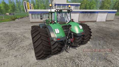 Fendt 1050 Vario [grip] v4.7 для Farming Simulator 2015