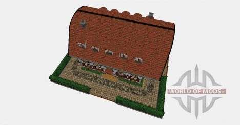 Фермерский дом для Farming Simulator 2015