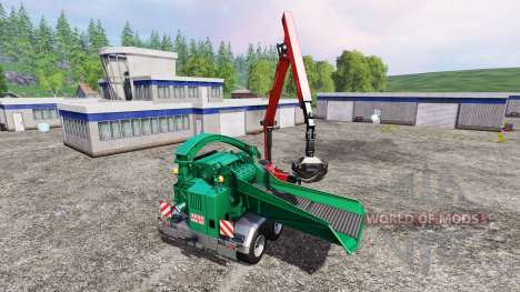 Jenz HEM 583 Z для Farming Simulator 2015