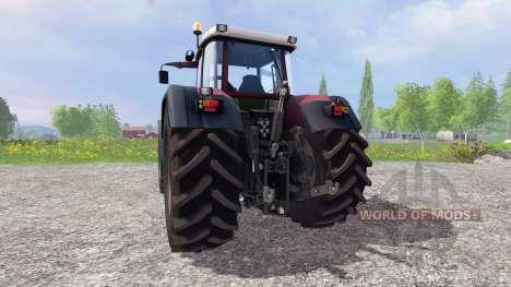 Fendt Favorit 822 для Farming Simulator 2015