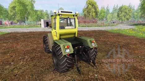Mercedes-Benz Trac 1100 для Farming Simulator 2015