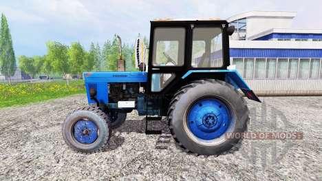 МТЗ-80 Беларус v2.0 для Farming Simulator 2015