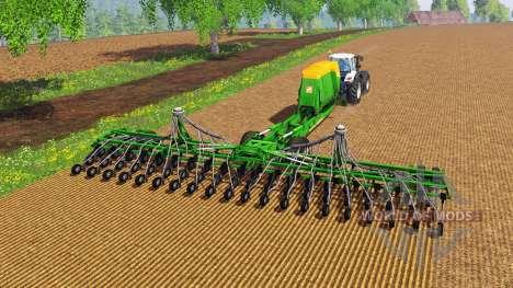 Amazone Condor 15001 для Farming Simulator 2015