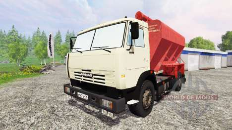 КамАЗ-43253 для Farming Simulator 2015