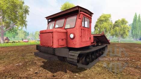 ТТ-4 [сборка] для Farming Simulator 2015