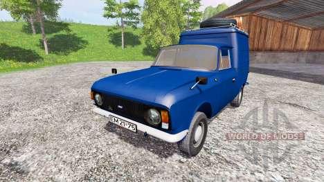 Иж-2715 v2.0 для Farming Simulator 2015