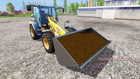 Универсальный черпак v1.1 для Farming Simulator 2015