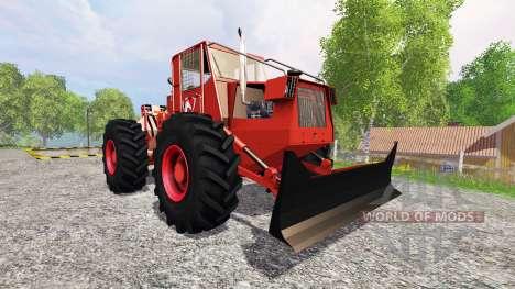 TAF 657 для Farming Simulator 2015