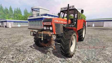 Zetor 16145 Turbo v2.0 для Farming Simulator 2015