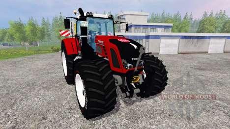 Fendt 939 Vario v0.5 для Farming Simulator 2015
