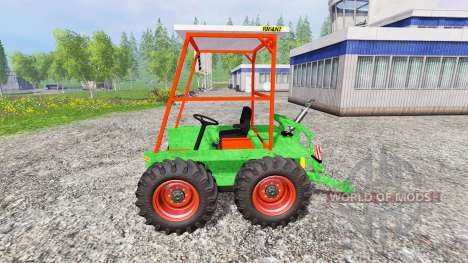 Rasant BergTrac для Farming Simulator 2015