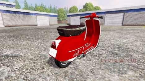 Piaggio Vespa v0.1 для Farming Simulator 2015