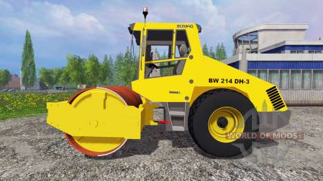 BOMAG BW 214 DH-3 для Farming Simulator 2015