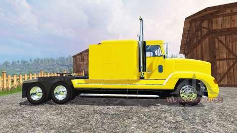 Freightliner FLD 120 [pack] для Farming Simulator 2015