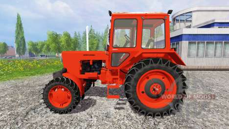 МТЗ-82 [красный] v2.0 для Farming Simulator 2015