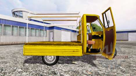 Piaggio Ape P601 Post для Farming Simulator 2015