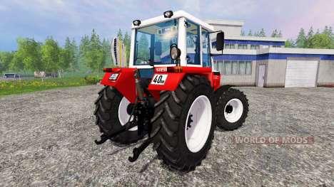 Steyr 8080A Turbo SK2 для Farming Simulator 2015
